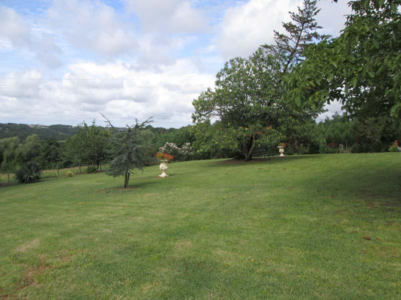 Espaces verts clôturés